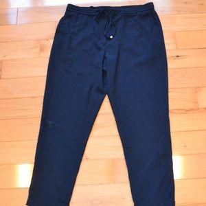 Brooks brothers pants sz 14 drawstring blue
